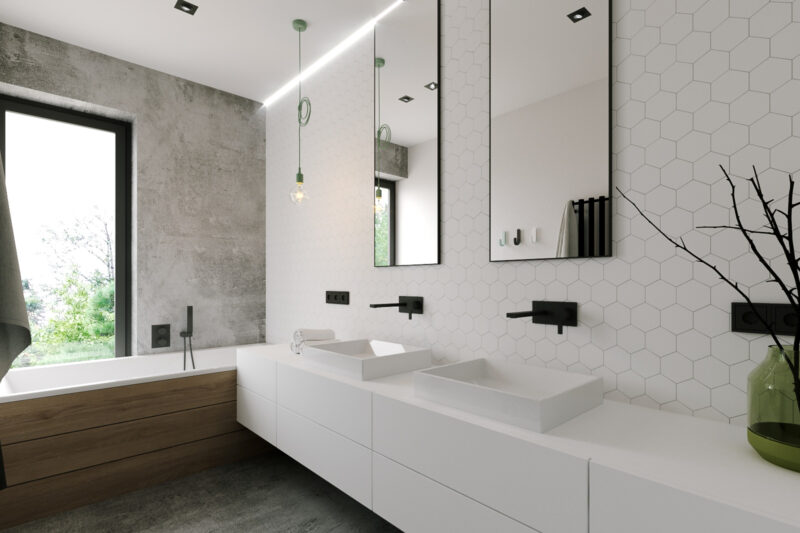 koupelna / 2018